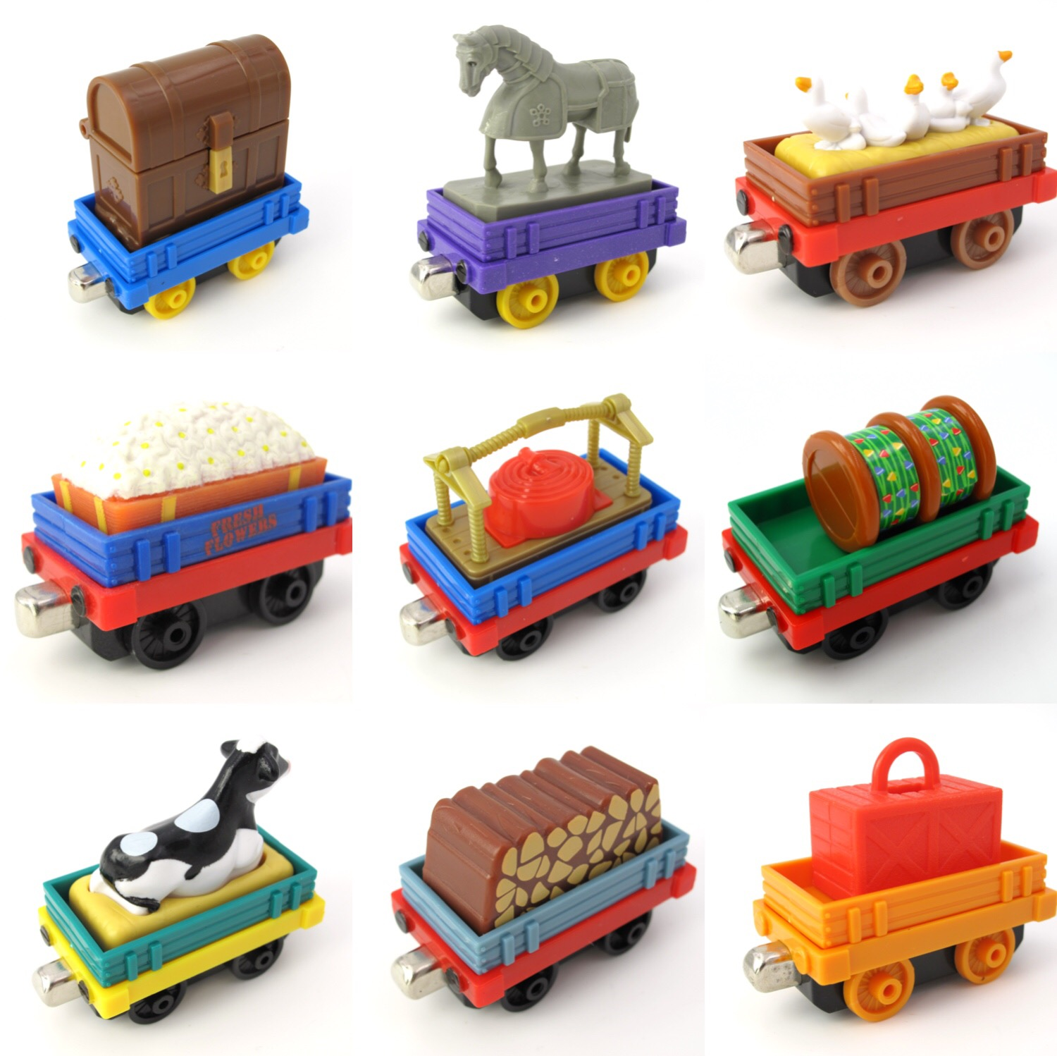Diecasts Vehicles Thomas T141D Trucks Thomas And Friends Magnetic Tomas Truck Car Locomotive Engine Railway Train Toys for Boys