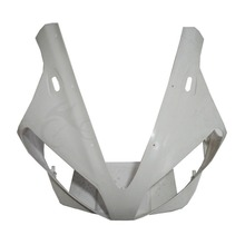 Motorcycle ABS Unpainted Upper Front Nose Fairing Cowl For Yamaha YZF R1 YZF-R1 2000 2001