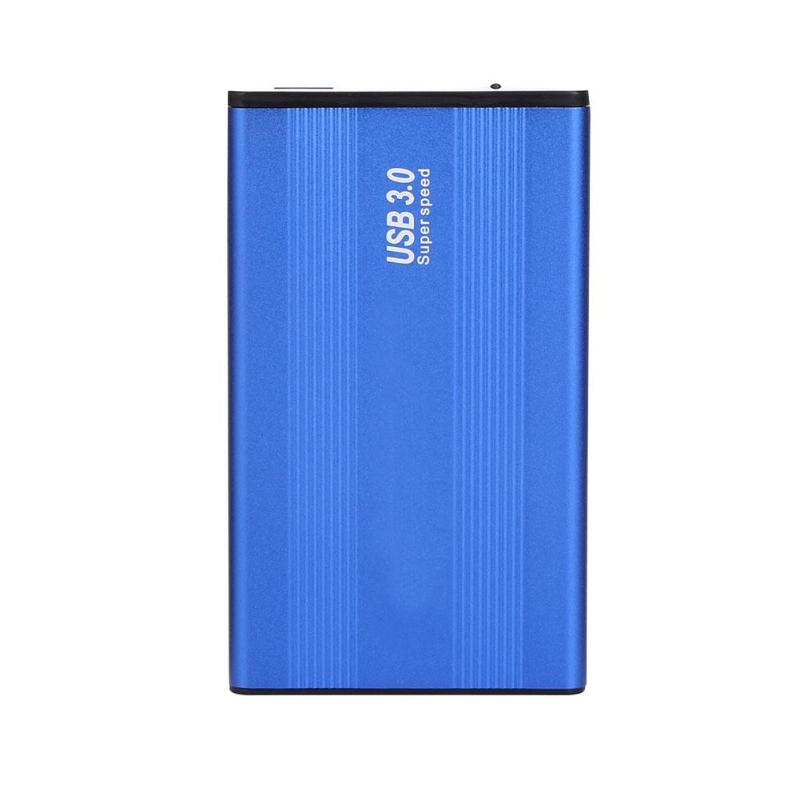 VODOOL HDD Case 2.5 SATA to USB 3.0 Adapter Hard Disk Drive Enclosure For SSD Disk HDD Box Hard Disk Case External HDD Enclosure image