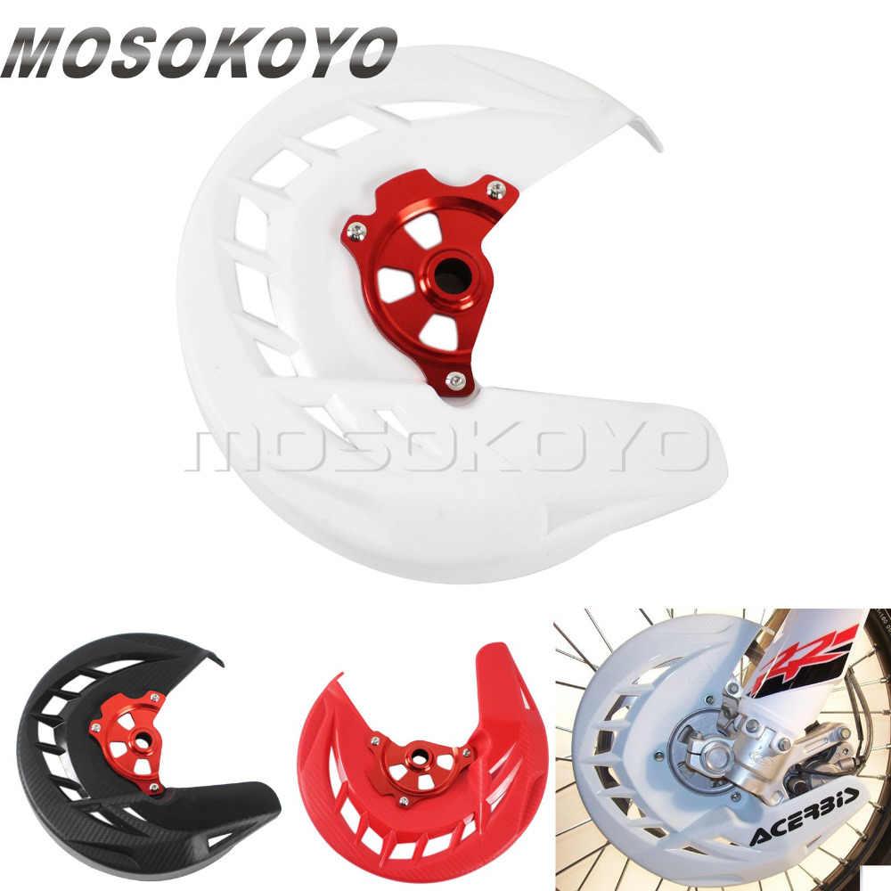 Acerbis Black//White Disc Cover Mount For Honda CR 250 04-07 CRF 250 450 R 04-17