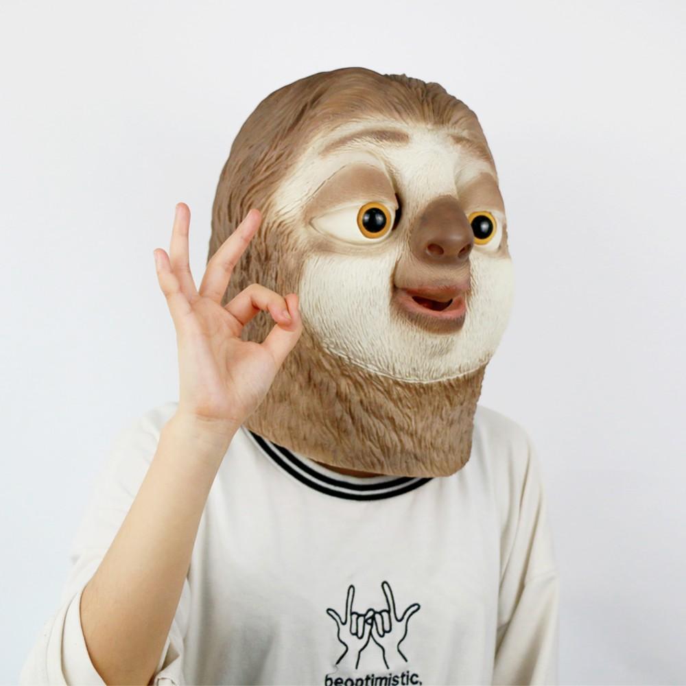 2016 Movie Cosplay Zootopia Flash Mask Latex Flash Helmet Judy Hopps Halloween Costume Prop Accessories55