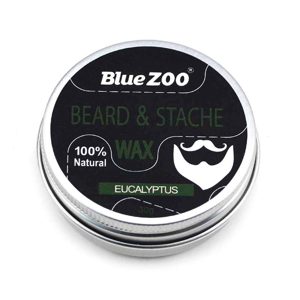 Men Beard Moustache Styling Wax Moisturizing Oil Control Balm Smoothing Care Cream  WH998 2