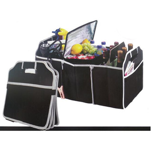 Image 2 - CAR partment New Car Trunk Organizer Car Toys Food Storage Container Bags Box Styling Auto Interior Accessories Supplies Gear