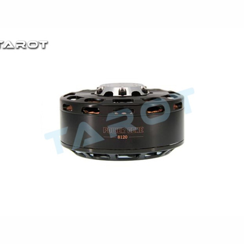 Tarot-RC 8120/<font><b>100KV</b></font> multi-axis <font><b>brushless</b></font> <font><b>motor</b></font> TL81P20 suitable for six/eight rotor long distance/large load operation drone image