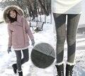 Зима новый приход по беременности и родам брюки 100% хлопок плюс утолщение зимние брюки для беременных брюки живот