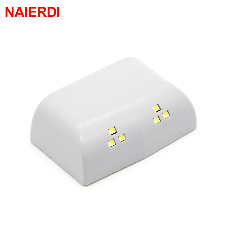 Naierdi Universal 0 25w Inner Hinge Double Led Sensor Light