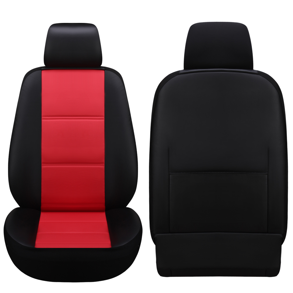 Yuzhe Universal auto Leather Car seat cover For Skoda Rapid Fabia Superb Octavia automobiles accessories seat cover in Automobiles Seat Covers from Automobiles Motorcycles
