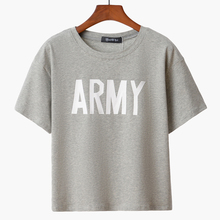 Loose Army T-Shirt [5 colors]