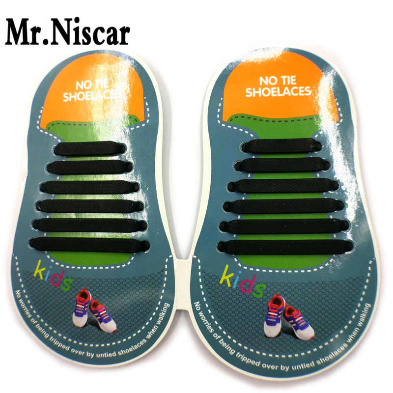 8f323fde9ef49 50Sets No Tie Shoelaces Kids Elastic Silicone Shoe Lace to Replace Your  Shoe Strings Slip On Tieless Flat Silicon Sneakers Laces