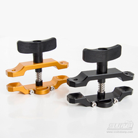 SUPE Scubalamp AC42 Butterfly Clamp Underwater Scuba Diving Accessorries photography equipment ball head clip arm clip