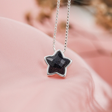 Silver 925 Fashion Jewelry Stars Set