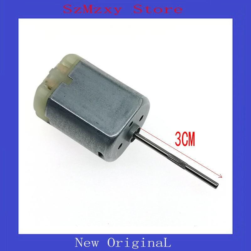 все цены на 1PCS/Lot Car 280 30MM FC280 FC-280 12V Miniature dc locomotive lock rear-view mirror with motor high speed motor FC-280DR онлайн