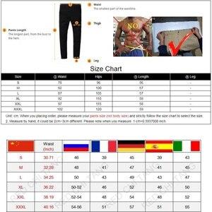 Image 2 - קיץ מכנסיים קצרים מטען גברים רבים כיס הסוואה חצי מכנסיים קצר מקרית Loose Camo מכנסיים באורך הברך עם חגורה ברמודה זכר