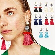fashion boho Bohemia tassel earring vintage bohemia women jewelry new year gift