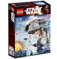 173 unids Juguete Figuras de StarWars Star Wars Building Blocks Set Lepine AT-DP Compatible legoINGlys Rebeldes