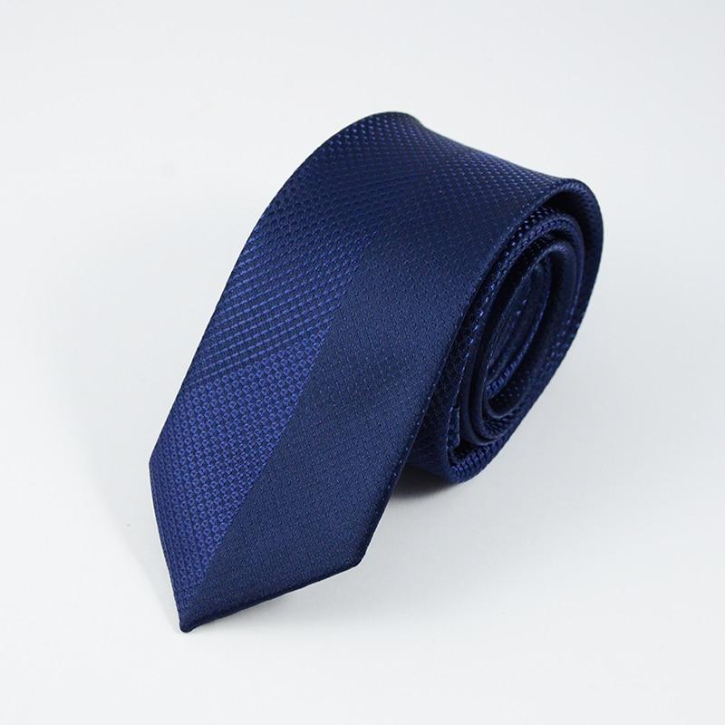GUSLESON Neue Mens Ties Benutzerdefinierte Marke Mann Dot Gestreiften - Bekleidungszubehör - Foto 3