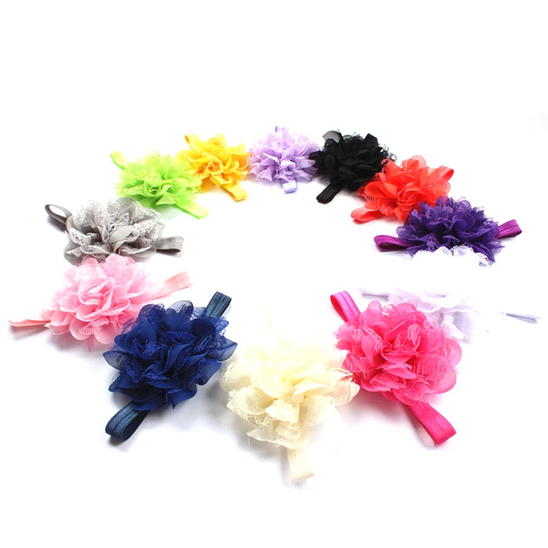 Flowers Headband New Baby Supplies Rabbit Ears Tie Sets of Baby Headbands India Cartoon Childrens Hat Cloth Elastic Photography