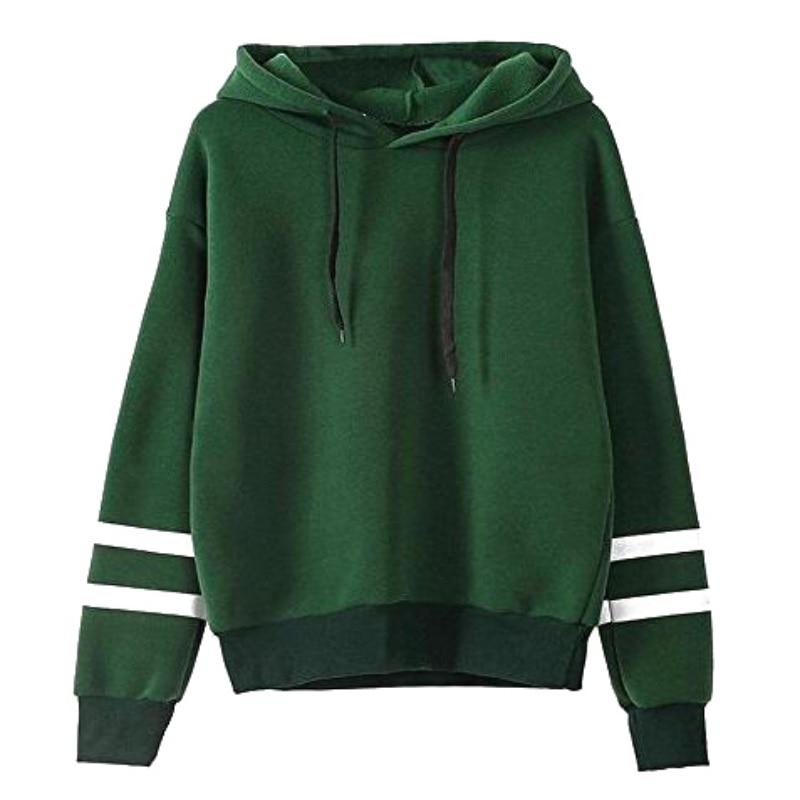 Autumn Print Design Long Sleeve Women Casual Hoodies Sweatshirts Hooded Female Jumper Womens Tracksuits