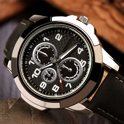 Top Brand Luxury Famous Quartz Watch Male Sport Clock Watch Men Wristwatches Hodinky Quartz-watch Relogio Masculino LZ2044 стоимость
