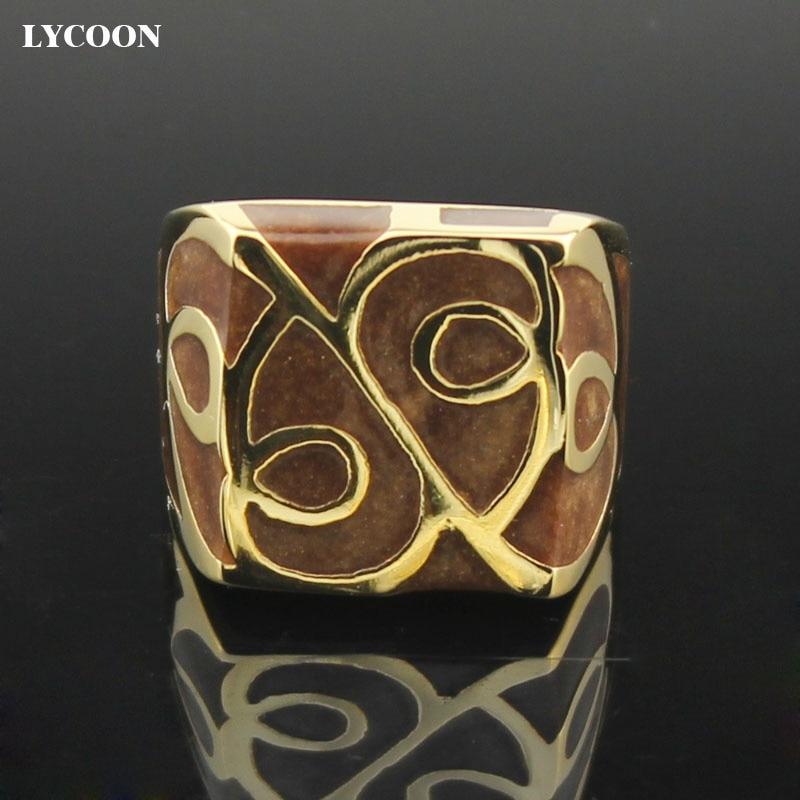 LYCOON տաք վաճառքի տղամարդ և կին - Նորաձև զարդեր - Լուսանկար 2