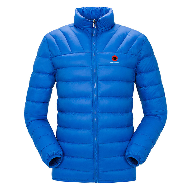 2019 Brand Outdoor Men Women White Duck Ultra Light Down Jacket Warm Jacket Skiing Male Female Outdoor Sports Portable Outwear
