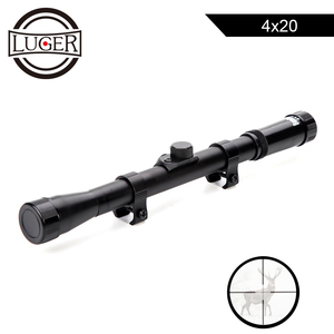 LUGER 4x20 Hunting Riflescopes