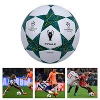 Premier PU Soccer Ball Official Size 4 Size 5 Football Goal League Outdoor Match Training Balls Gifts futbol voetbal Football