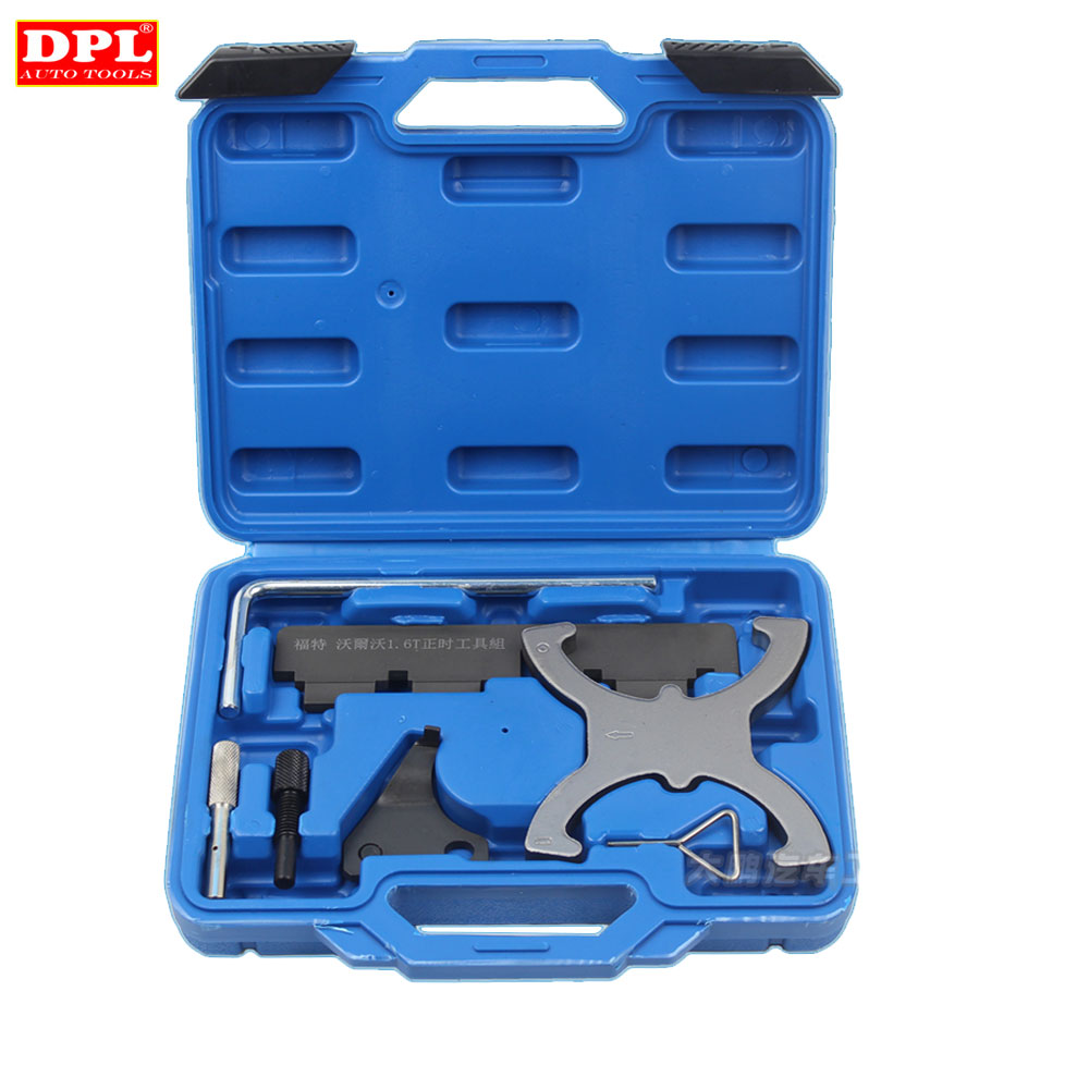 Engine Timing Tool Kit For Ford 1.6 TI-VCT 1.6 Duratec EcoBoost C-MAX Fiesta Focus цена