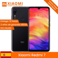 Global Version Xiaomi Redmi 7 3GB RAM 32GB ROM Mobile Phone Snapdragon 632 Octa Core 12MP 6.26 4000mAh Battery