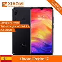 Global Version Xiaomi Redmi 7 3GB RAM 32GB ROM Mobile Phone Snapdragon 632 Octa Core 12MP 6.26 4000mAh Battery