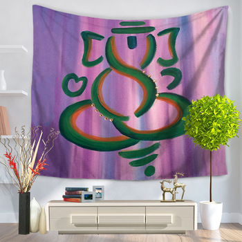 Tapisserie Indienne Polyester Tapisserie Murale éléphant Imprimé Tapiz Pared Tenture Murale Couvertures Mandala Couvre-lit Hippie Tapisseries