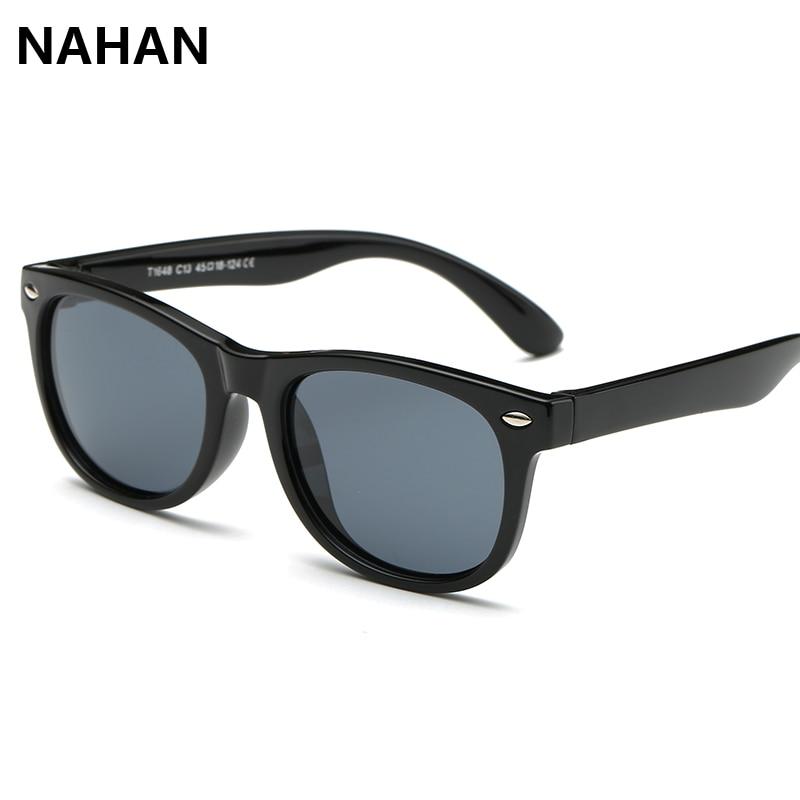 TR90 Óculos Polarizados Crianças Marca Designer Shades para Meninas Meninos  Óculos de Proteção UV Óculos de Sol Do Bebê Crianças Óculos De Sol 486dd8481d