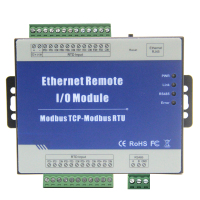 8 RTD Inputs Ethernet Remote I/O Module 12~36VDC Anti reverse Modbus TCP Server 1 RS485 inbuilt watchdog M340T