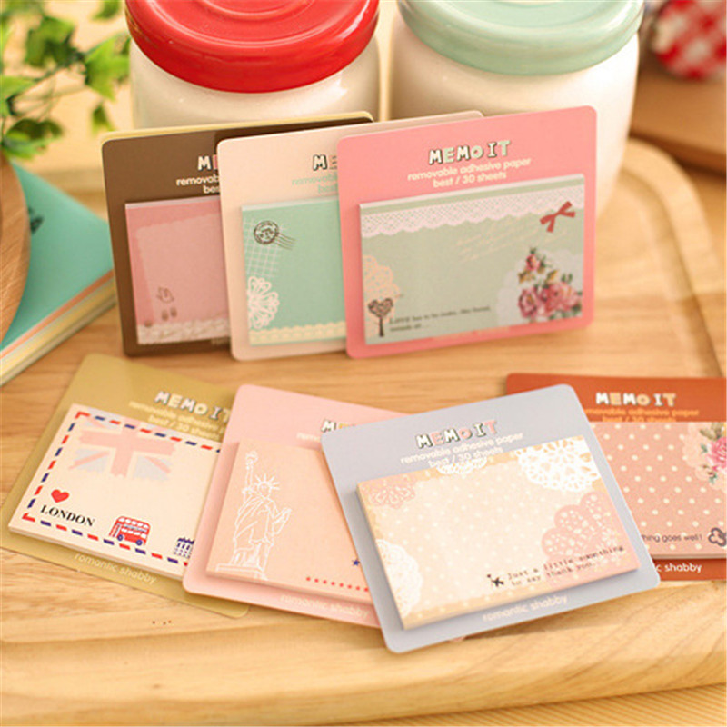 DL BF40 new sweet sticky and the wind section posts Stationery for office supplies students Stationery for office supplies