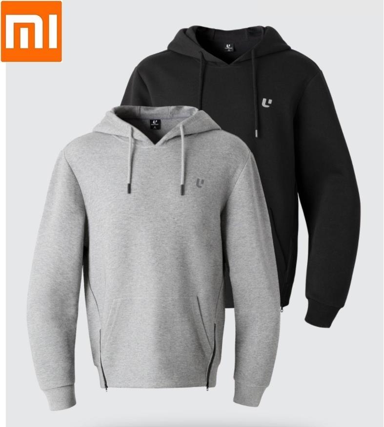 XIaomi ULEEMARK Men s Hooded sweater Casual men sports suit spring and autumn clothing Sweatshirt