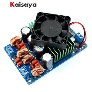 Image 1 - Amplificador Digital TC2001 STA516 clase T, placa estéreo 2x160W, amplificador HIFI con ventilador, mejor que TDA7498E TK2050 TDA8950 TPA3116 A3 002