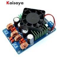 TC2001 STA516 Class T Digital Amplifier Board Stereo 2x160W HIFI AMP with Fan Better than TDA7498E TK2050 TDA8950 TPA3116 A3 002