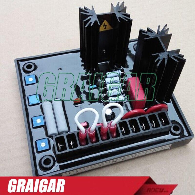 New Generator AVR AVC63-7 Automatic Voltage Regulation