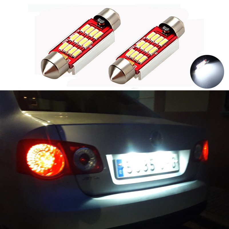 Nissan Navara Rear Number Plate Bulbs Reg Plate Bulb Light Lights MK2 04-14