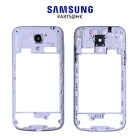 Original New Samsung Galaxy S4 Mini GT I9195 I9190 Middle Frame Housing Chassis With 4750mAh B500BE