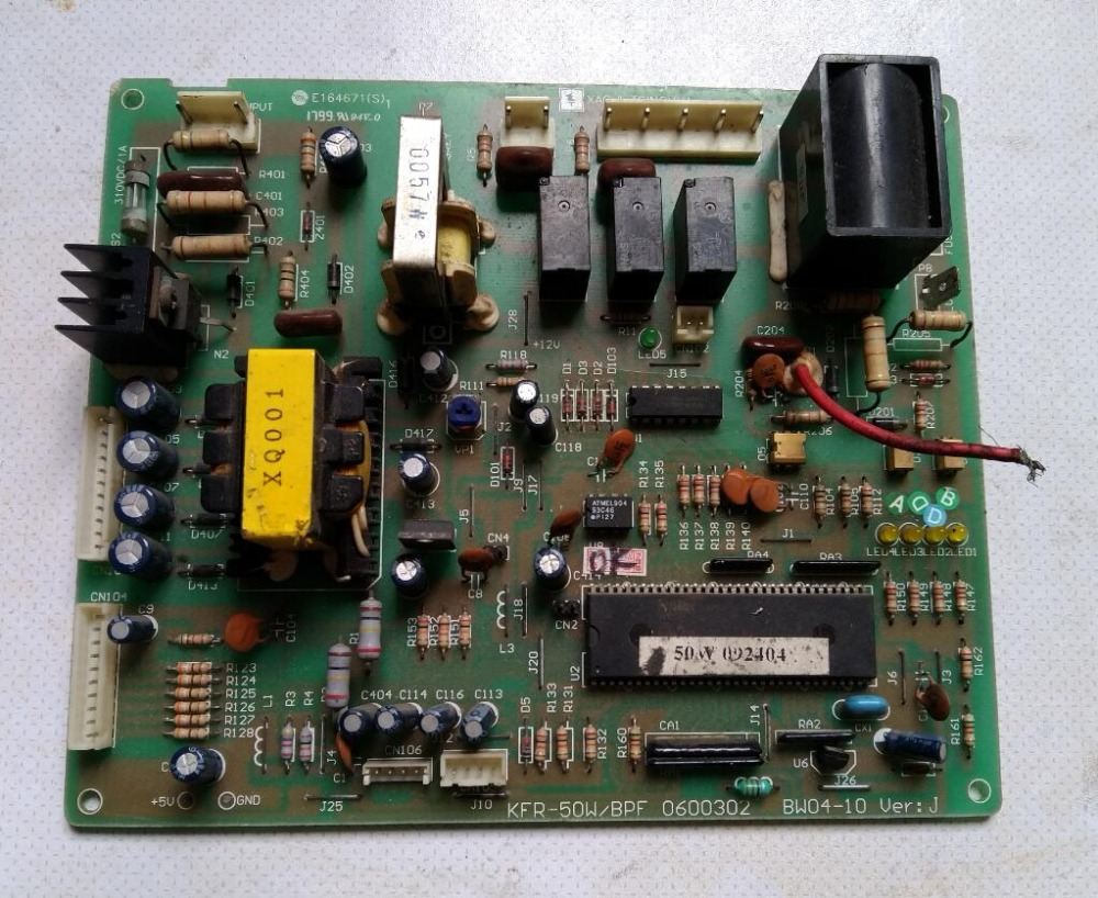 KFR-50W/BPF 0600302 Good Working Tested