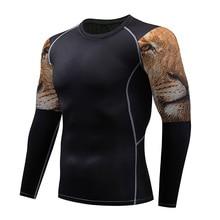 2019 Anti Mosquito Daiwa Summer New Mens Head Sports Basketball Running Fitness Bodysweating Quick Dry Tights T-shirt Jacket