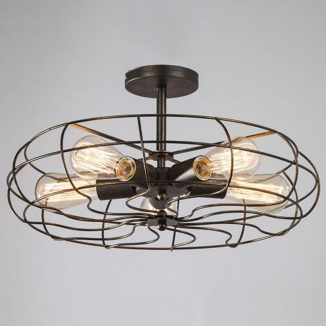 Instalar lampara de techo interesting si vas a instalar - Ventilador de techo vintage ...