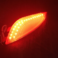 Car Styling LED Reflector Rear Tail Light Bumper With Turn Signal For Hyundai IX35 2010 2014