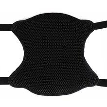 Крутое сиденье мотоцикла крышка универсальная подушка протектор солнцезащитный коврик Сетчатое сиденье солнцезащитный коврик аксессуары для мотоциклов