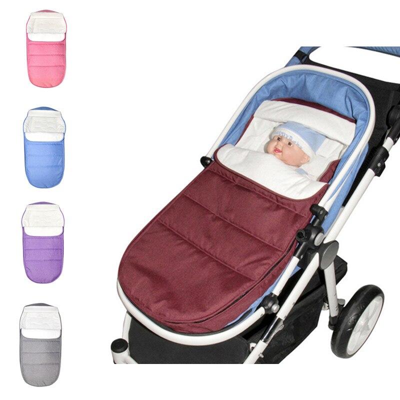 New Arrival Baby Sleeping Bag Warm Envelope For Newborns in Stroller Winter Thicken Baby Sleeping Bags