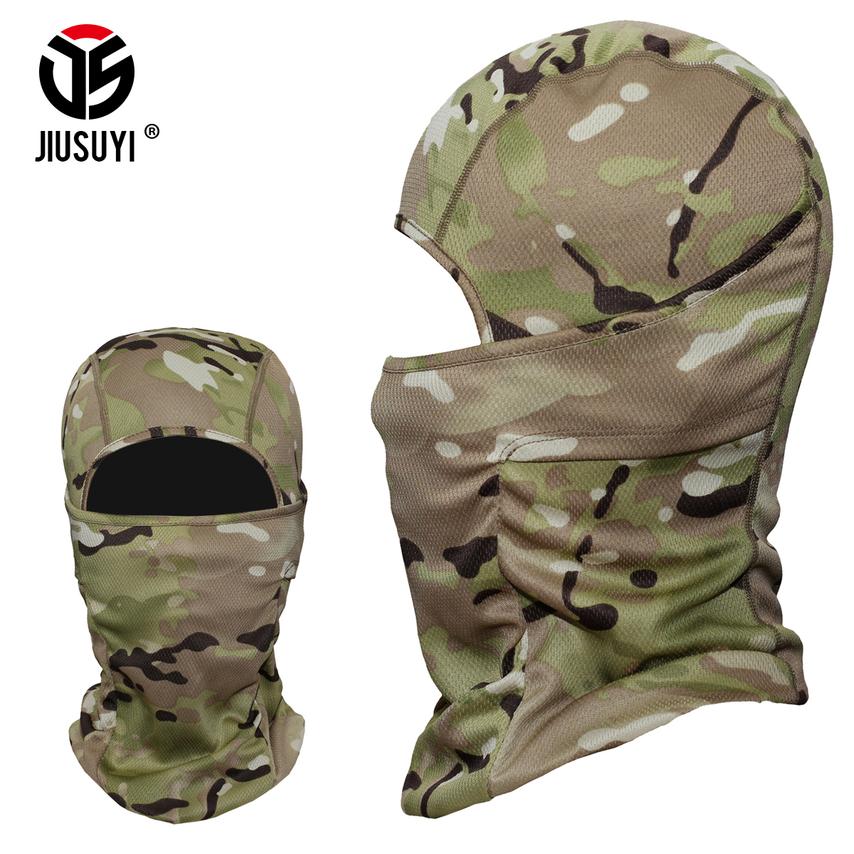 Multicam Cp Tacitcal Military Army Balaclava Airsoft Snowboard Bicycle Winter Warmer Camouflage Hats Helmet Liner Full Face Mask
