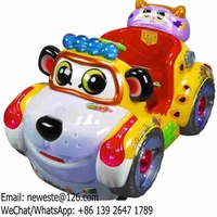 Cute Kids Amusement Rides For Shopping Centers