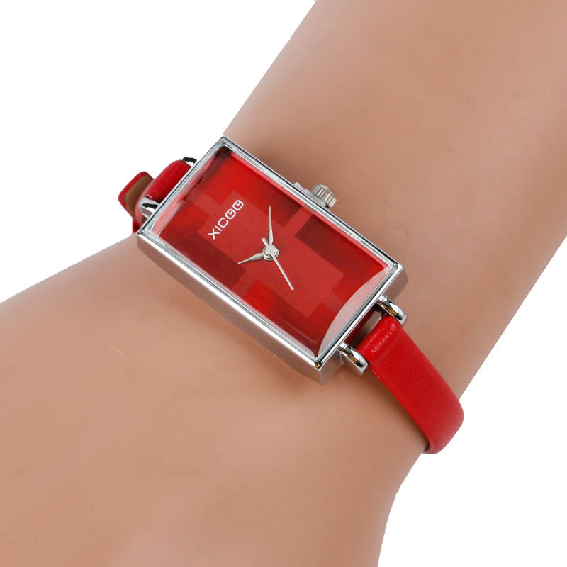 10ab05b5ad61 New arrival luxury women red watches fashion casual quartz jpg 800x800 Red  watches for women