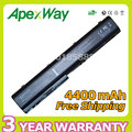 Apexway Battery for HP Pavilion dv7 Series HDX18 464059-121 464059-141 480385-001 HSTNN-DB74 HSTNN-DB75 HSTNN-IB74 HSTNN-IB75